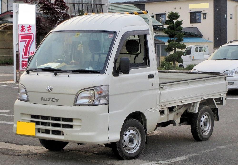 Daihatsu trucks